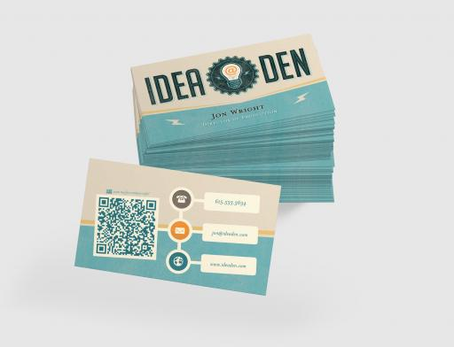 Idea Den Business Cards