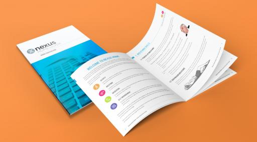Nexus Home printed patient workbook