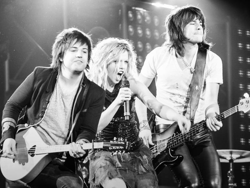 The Band Perry - Drupal Website & Online Community