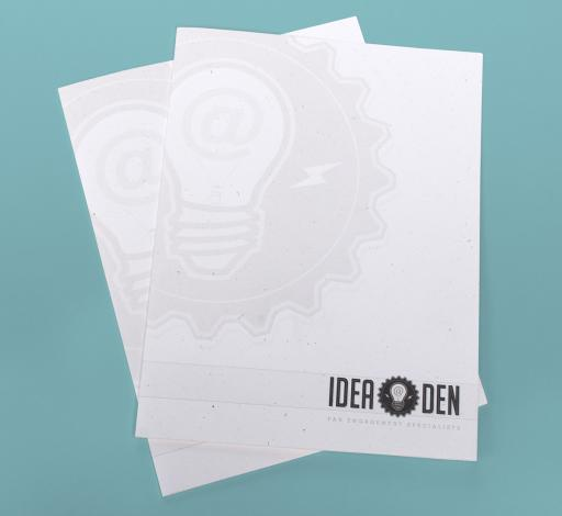 Idea Den Logo Folder